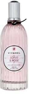 Vivian Gray Vivanel Lotus&Rose eau de toilette nőknek 100 ml