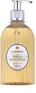Vivian Gray Vivanel Vanilla&Patchouli Crèmige Vloeibare Zeep