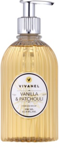 Vivian Gray Vivanel Vanilla&Patchouli kremowe mydło w płynie