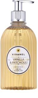 Vivian Gray Vivanel Vanilla&Patchouli savon liquide crème