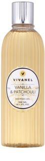 Vivian Gray Vivanel Vanilla&Patchouli gel de ducha en crema