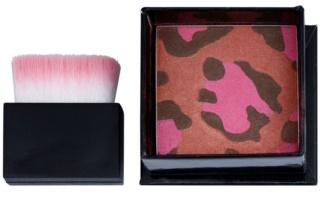 W7 Cosmetics Africa компактна пудра-бронзантор зі щіточкою