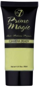 W7 Cosmetics Prime Magic Camera Ready prebase de maquillaje antirojeces