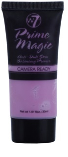 W7 Cosmetics Prime Magic Camera Ready prebase de maquillaje para unificar el tono de la piel