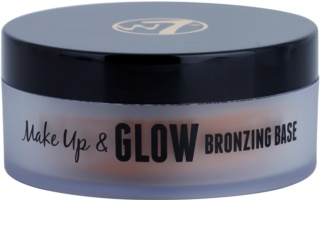 W7 Cosmetics Make Up & Glow Crèmige Bronzer