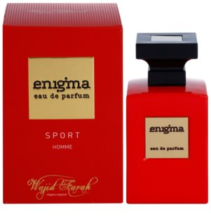 Wajid Farah Enigma Sport Eau De Parfum pentru barbati 100 ml