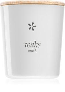 Waks Musk geurkaars 200 gr