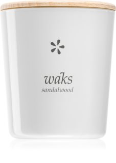 Waks Sandalwood αρωματικό κερί