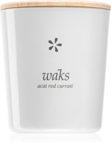 Waks Acai Red Currant duftkerze  200 g