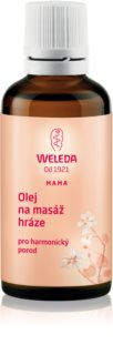 Weleda Pregnancy and Lactation Massageolja för mellangården