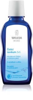 Weleda Cleaning Care lotion tonique purifiante 2 en 1