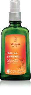 Weleda Arnica масажна олійка з арнікою