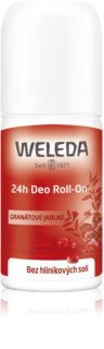 Weleda Pomegranate Roll-On Deo Aluminiumzoutvrij  24h