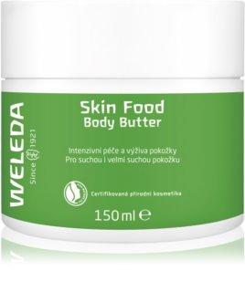 Weleda Skin Food intenzívne telové maslo pre suchú až veľmi suchú pokožku