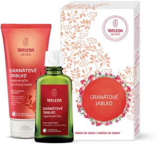 Weleda Pomegranate Cosmetic Set I.
