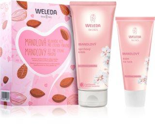 Weleda Almond coffret I. (para pele sensível) para mulheres