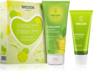 Weleda Citrus coffret I. (hidratante ) para mulheres