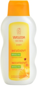 Weleda Baby and Child aceite de caléndula para niños