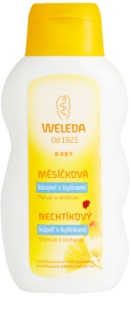 Weleda Baby and Child bain au calendula et aux herbes