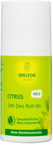 Weleda Citrus Roll-On Deo Aluminiumzoutvrij