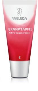 Weleda Pomegranate συσφικτική κρέμα νύχτας με αναγεννητική επίδραση