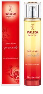 Weleda Jardin de Vie Grenade eau de parfum per donna 50 ml