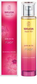Weleda Jardin de Vie Rose Eau de Parfum für Damen 50 ml
