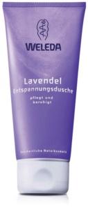 Weleda Lavender χαλαρωτική κρέμα για ντους
