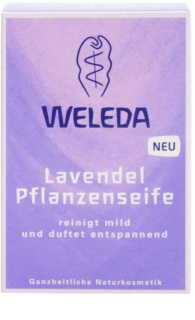 Weleda Lavender jabón vegetal