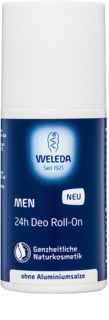 Weleda Men déodorant roll-on sans sels d'aluminium 24h