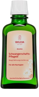 Weleda Pregnancy and Lactation óleo para massagem prenatal para estrias