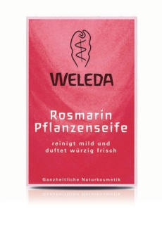 Weleda Rosemary Plant Soap