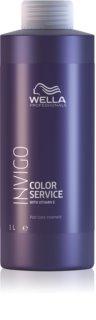 Wella Professionals Invigo Service процедура за боядисана коса