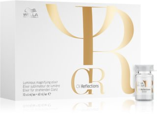 Wella Professionals Oil Reflections Hair Elixir for Extra Gloss and Softness