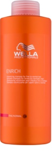 Wella Professionals Enrich Volumizing Shampoo