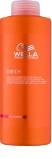 Wella Professionals Enrich Shampoo für mehr Volumen