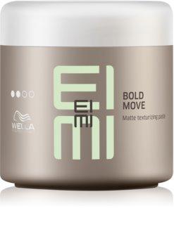 Wella Professionals Eimi Bold Move моделююча паста з матуючим ефектом для створення зачіски з ефектом  творчого безладу