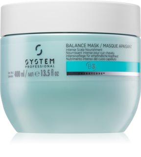 Wella Professionals SP Balance Scalp maska na vlasy pro suchou a citlivou pokožku hlavy