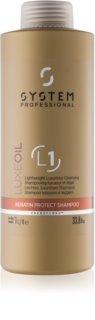 Wella Professionals System Professional  Luxeoil Shampoo für die leichte Kämmbarkeit des Haares