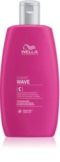 Wella Professionals Creatine+ Wave μόνιμη για κανονικά και ανθεκτικά μαλλιά