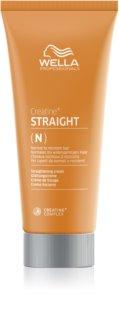 Wella Professionals Creatine+ Straight crème pour lisser les cheveux