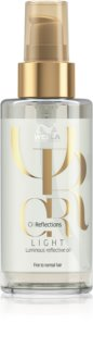 Wella Professionals Oil Reflections Radiance Oil for Shiny and Soft Hair