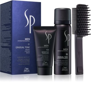 Wella Professionals SP Men kit di cosmetici I. (per capelli tinti) per uomo