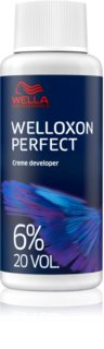 Wella Professionals Welloxon Perfect Aktivierungsemulsion 6 % 20 Vol. für alle Haartypen
