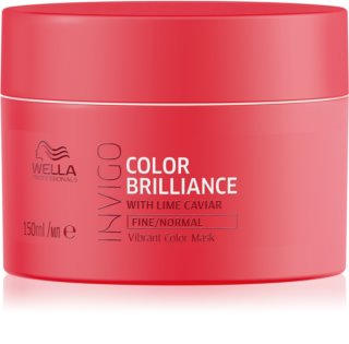 Wella Professionals Invigo Color Brilliance Hydrating Mask For Fine To Normal Hair