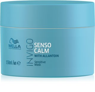 Wella Professionals Invigo Senso Calm Hair Mask for Sensitive Scalp