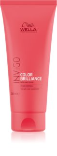 Wella Professionals Invigo Color Brilliance balsamo per capelli normali e fini e tinti
