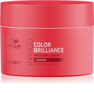 Wella Professionals Invigo Color Brilliance Mask for Thick Coloured Hair