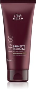 Wella Professionals Invigo Brunette Recharge Conditioner zum Beleben brauner Haarfarbe
