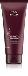 Wella Professionals Invigo Brunette Recharge кондиціонер для відновлення коричневої барви волосся